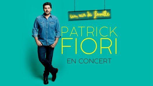 Patrick Fiori • Théâtre Sebastopol, Lille • 27/10/21, 27 October | Event in Lille | AllEvents.in