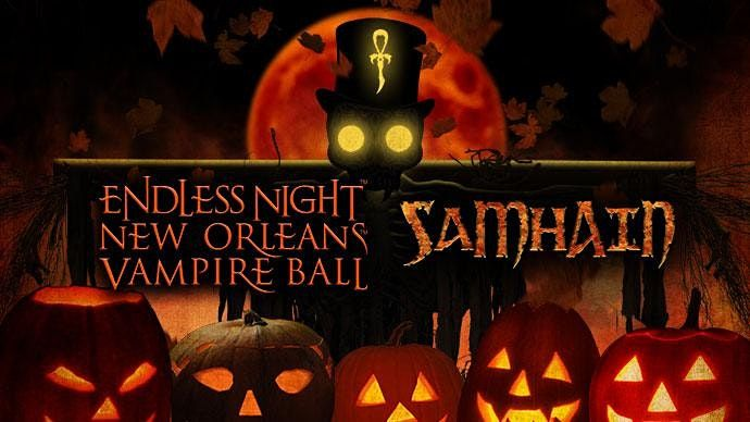 Endless Night New Orleans Vampire Ball 2020 - New