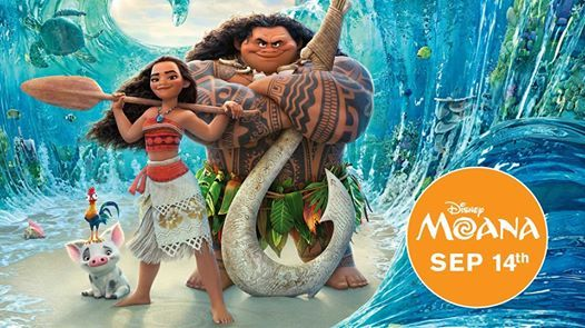 Free Movies in the Desert Moana