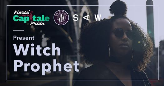 Workshop  Performance with Witch Prophet