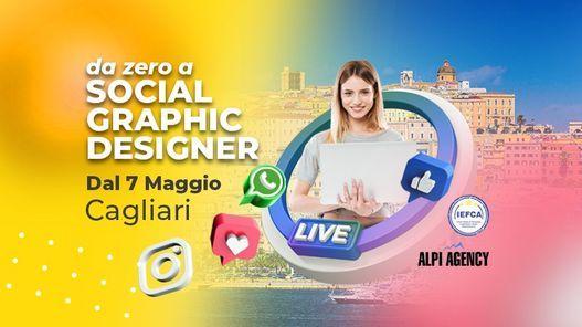 da zero a Social Graphic Designer | Event in Cagliari | AllEvents.in