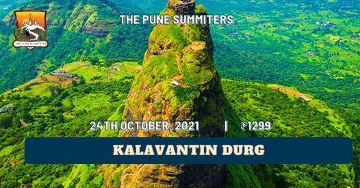 Trek to Kalavantin Durg   Event in Panvel   AllEvents.in
