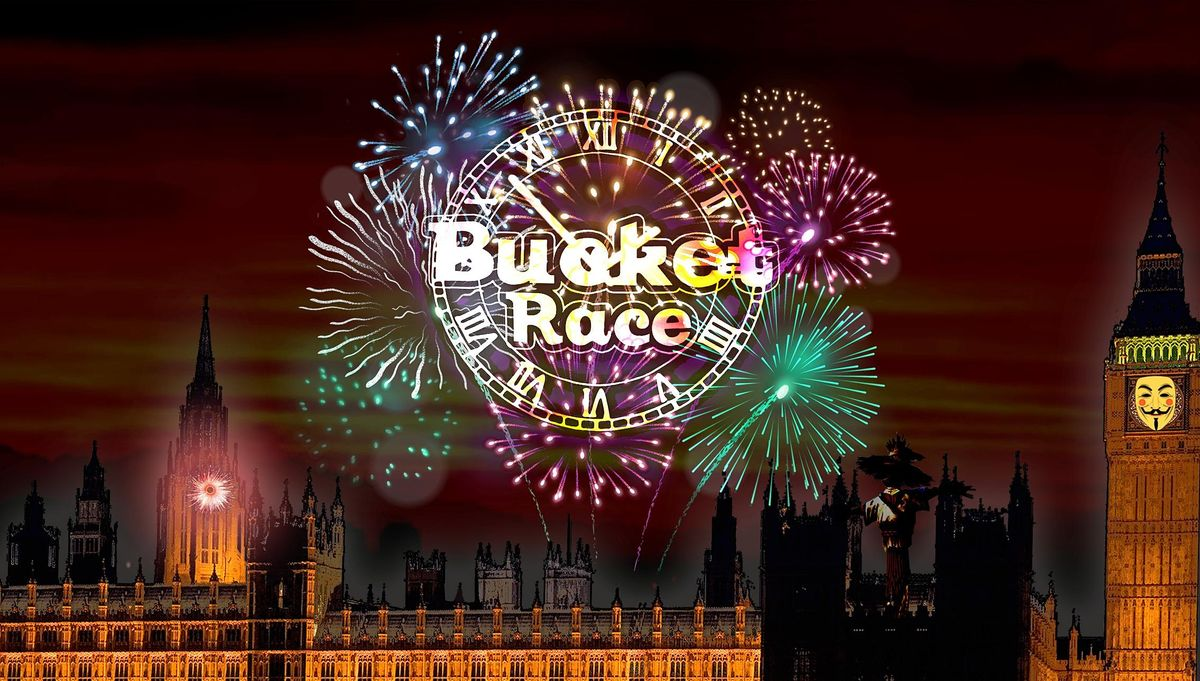 BucketRace (Scavenger Hunt) Guy Fawkes Bonfire Hunt