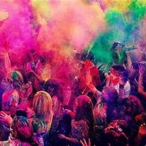 Holi in The City - NYCs Biggest Festival of Colors Party