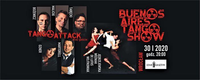 Buenos Aires Tango Show w Starym Klasztorze