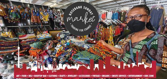 Rosebank Sunday Market | Event in Johannesburg | AllEvents.in
