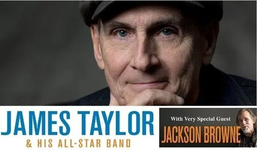 James Taylor | San Francisco, 26 May | Event in San Francisco | AllEvents.in
