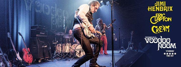 Melksham: Hendrix, Clapton & Cream fans!, 8 January | Event in Melksham | AllEvents.in