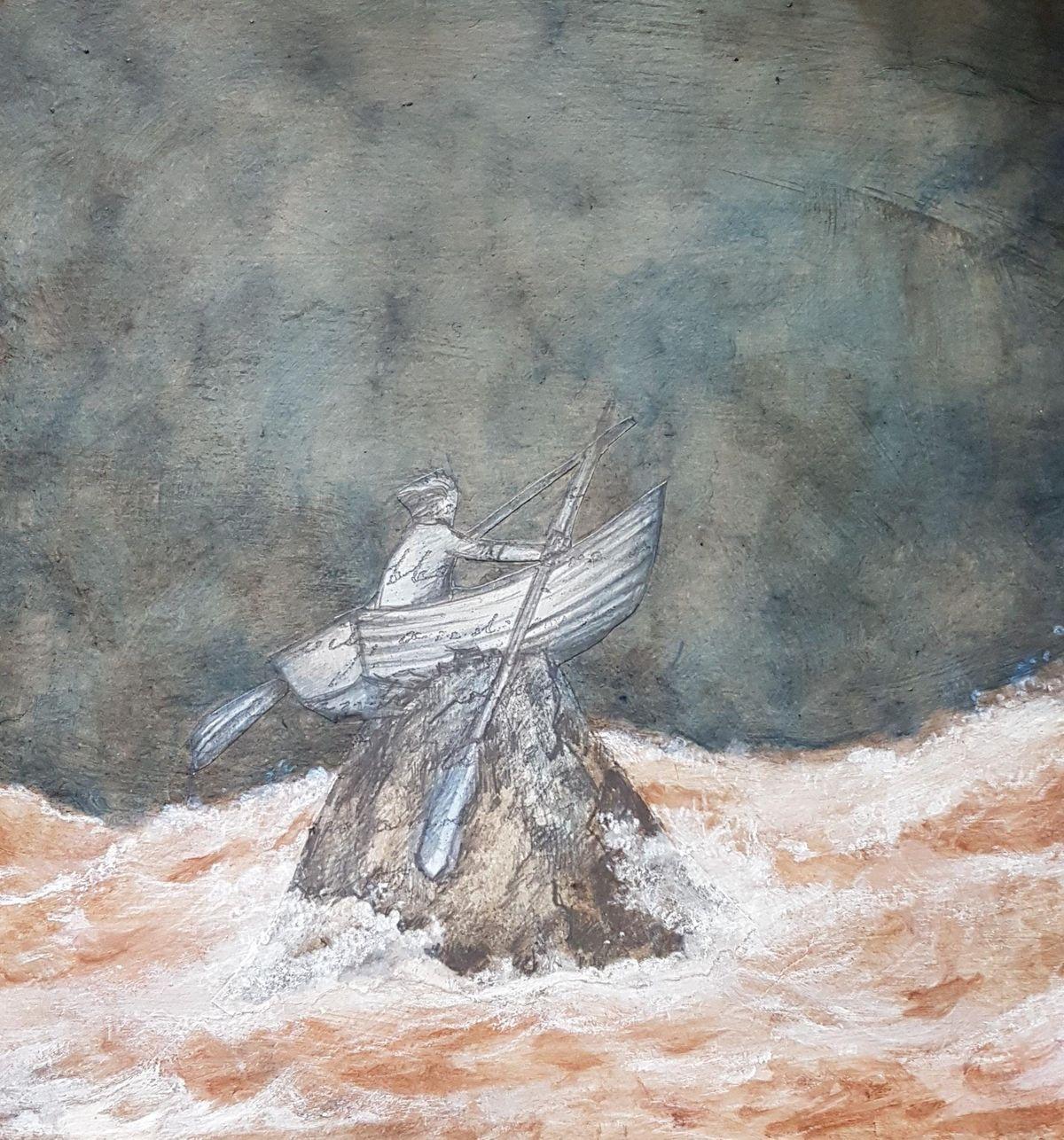 Exhibition A Shipwrecked Life