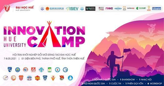 HUEUNI INNOVATION CAMP 2021, 1 July   Event in Danang   AllEvents.in