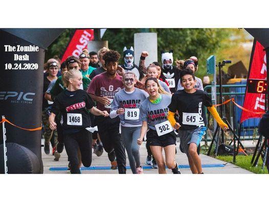The Zombie Dash 5K | Event in Grand Rapids | AllEvents.in