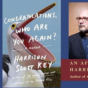 An Afternoon with Harrison Scott Key