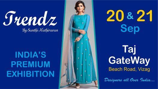 Trendz by Santhi Kathiravan   Event in Visakhapatnam   AllEvents.in