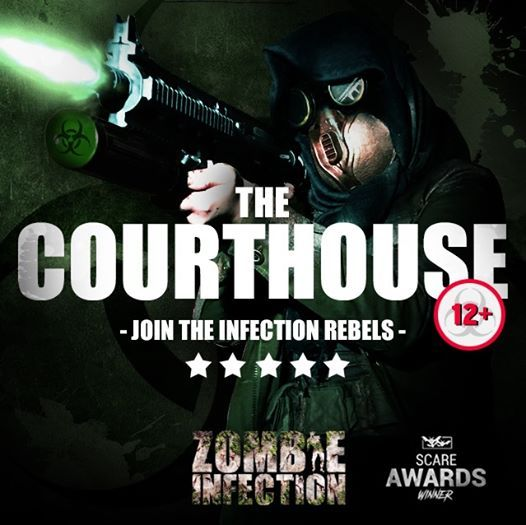 The Courthouse Birmingham 12 Event 31st AUG  9.30AM