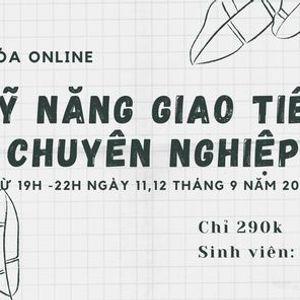 Kha Online K nng giao tip chuyn nghip