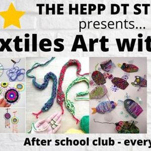 Textile Art with Louise