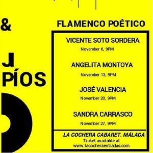 Flamenco Potico - Jos Valencia