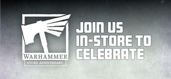 Warhammer Riverside's Third Anniversary!, 30 October | Event in Riverside | AllEvents.in
