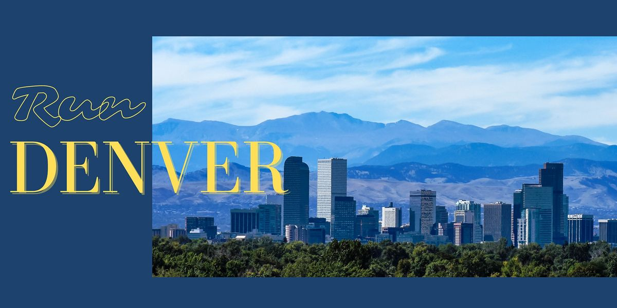 Run Denver 2020 Virtual Race | Online Event | AllEvents.in