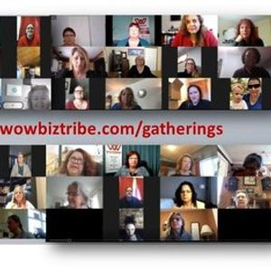 Leading Yourself & Others Through Change - A WOW Gathering ONLINE - May 26  2021