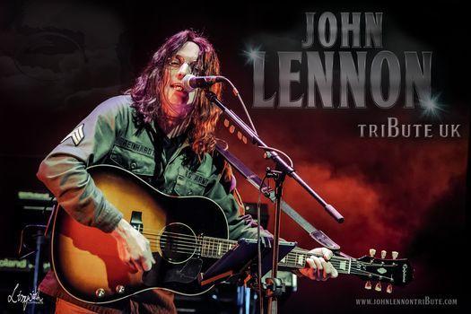 John Lennon Tribute UK St Helens, 28 August | Event in Saint Helens | AllEvents.in