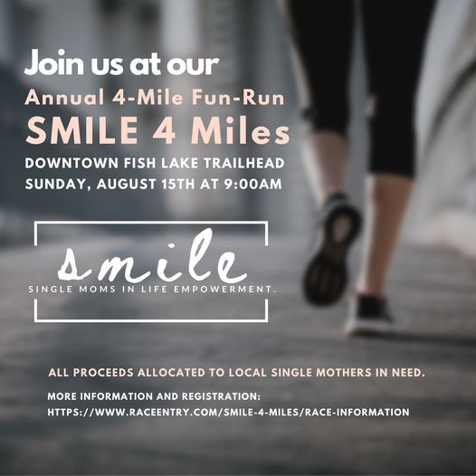 SMILE 4 Miles, 15 August | Event in Spokane | AllEvents.in