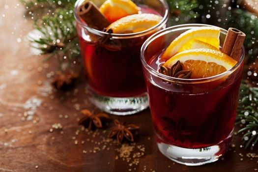 Drinking the Seasons Christmas Cocktails