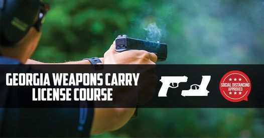 Weapons Carry License - McDonough, GA, 13 December   Event in Mcdonough   AllEvents.in
