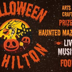 Halloween in Hilton