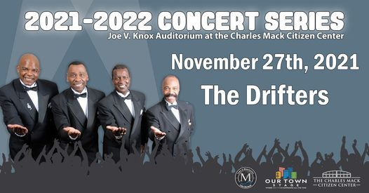Our Town Stage Concert Series - The Drifters, 27 November | Event in Mooresville | AllEvents.in