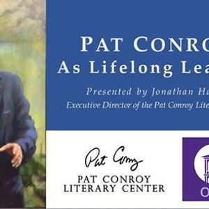 OLLI Pat Conroy as Lifelong Learner