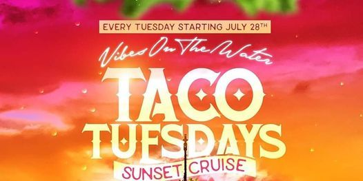 Taco Tuesday Sunset Cruise, 10 November | Event in New York | AllEvents.in