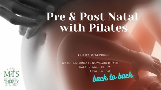 Pre & Post Natal with Pilates, 13 November   Event in Abu Dhabi   AllEvents.in
