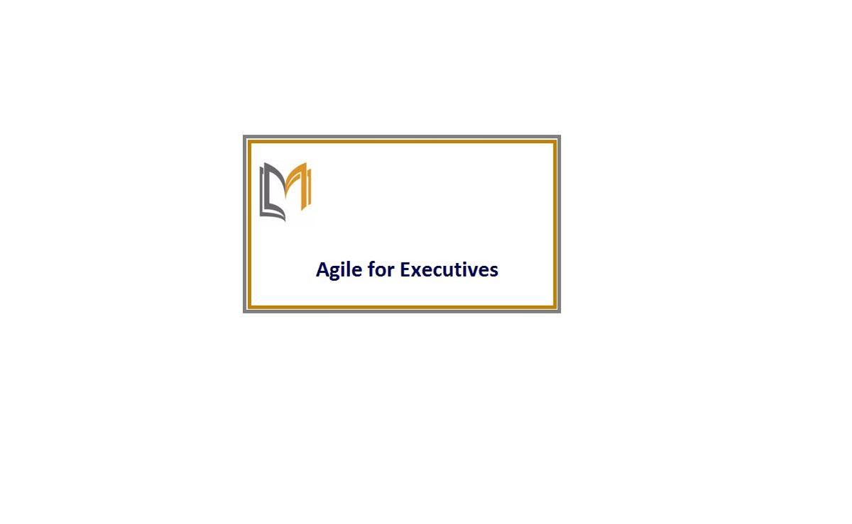 Agile For Executives Training in San Jose on  Nov 15th 2019