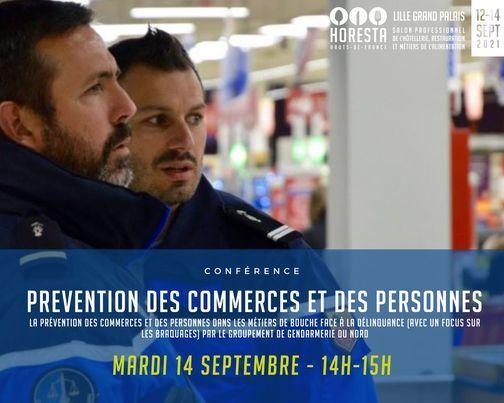 Prévention des commerces et des personnes, 14 September   Event in Lille   AllEvents.in