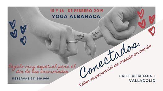 Conectados - Taller experiencial de masaje en parejas