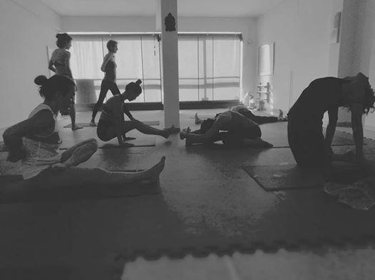 Ashtanga Yoga weekend in Hydra