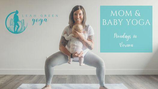 Mom & Baby Yoga in Vernon   Event in Vernon   AllEvents.in