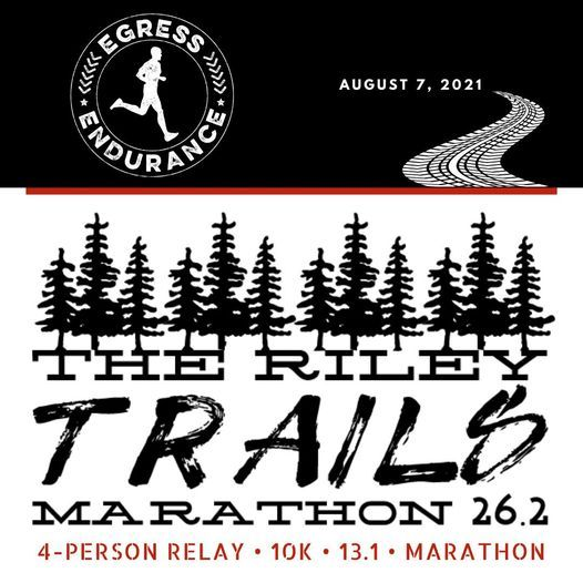 The Riley Trails Marathon and Relay, 7 August | Event in Holland | AllEvents.in