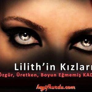 Lilithin Kzlar - Seminerler Dizisi