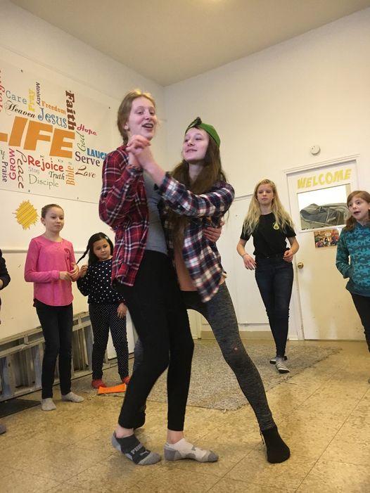 Hamilton Homeschool Players Drama Group