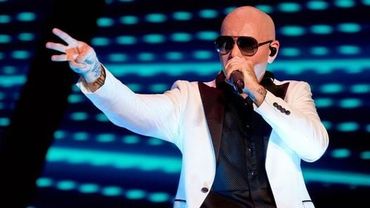 Pitbull: I Feel Good Tour, 18 December | Event in Niland | AllEvents.in