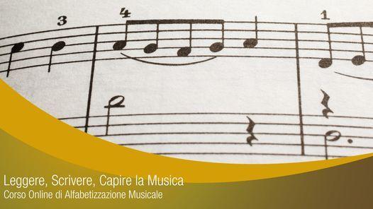 Corso Online di Alfabetizzazione Musicale | Alma Musica | Event in Granarolo Dell'emilia | AllEvents.in