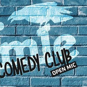Gimle Comedy Club - Open Mic
