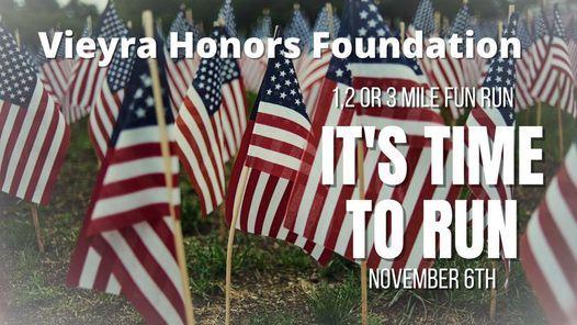 Veterans Fun Run, 6 November | Event in Hutchinson | AllEvents.in