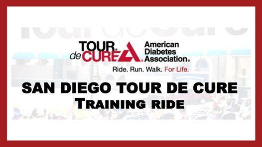 asociación americana de diabetes tour de cure san diego