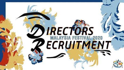 MFest 20 Directors Recruitment