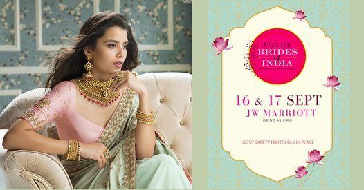Hi Life Brides of India Bengaluru   Event in Bangalore   AllEvents.in