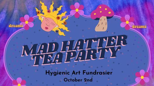 Mad Hatter Tea Party, 2 October   Event in New London   AllEvents.in