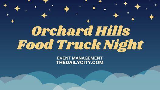 Orchard Hills Food Truck Night, 17 December | Event in Winter Garden | AllEvents.in